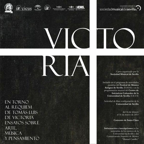 Cartel Curso Victoria FeMAS