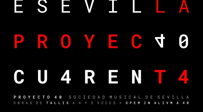 PROYECTO 40 · OBRAS DE TALLIS